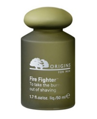 Origins Fire Fighter To Take The Burn Out Of Shaving 1.7 Oz.