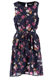 Mintandberry Summer Dress Eclipse Dark Blue