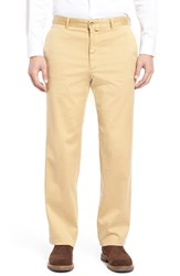 Men's Bobby Jones 'James' Straight Leg Stretch Twill Pants Dark Khaki