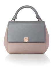 Ted Baker Chantel Taupe Wing Tote Bag Taupe
