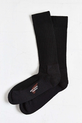 Red Wing Shoes Red Wing Classic Ribbed Sock Black
