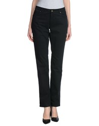 Henry Cotton's Trousers Casual Trousers Women Black