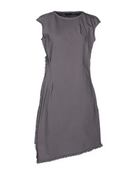 Jacob Cohen Jacob Coh N Dresses Short Dresses Women Grey