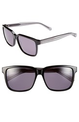 Men's Marc By Marc Jacobs 56Mm Retro Sunglasses Black