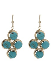 Anna Field Earrings Turquoise
