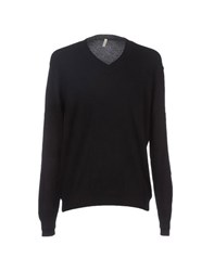 U Ni Ty Knitwear Jumpers Men Black
