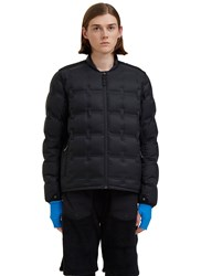7L Down Insulated Liner Layer Jacket Black