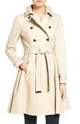 Ted Baker Women's London Pick Stitch Trench Coat