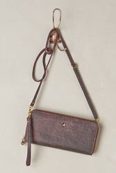 Donchoo Burgundy Crossbody Bag Wine