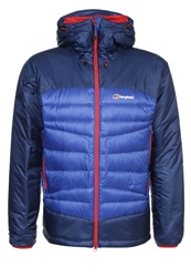 Berghaus Asgard Outdoor Jacket Blue Dark Blue