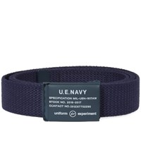 Uniform Experiment Uen Tape Belt Blue