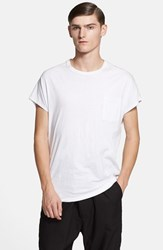 Men's Chapter 'Yury' Single Panel Pocket T Shirt