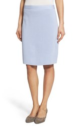 Women's Eileen Fisher Silk And Organic Cotton Knit Pencil Skirt Delfina