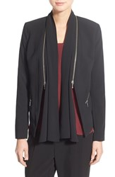 Trouve Women's Trouve Convertible Open Front Jacket