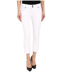 Kut From The Kloth Cameron Straight Leg Jeans In Optic White Optic White Women's Jeans