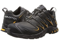 Salomon Xa Pro 3D Cs Wp Autobahn Black Yellow Gold Men's Shoes