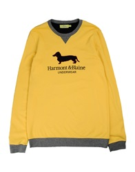 Harmont And Blaine Sleepwear Yellow