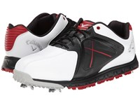 Callaway Xfer Sport White Red Men's Golf Shoes