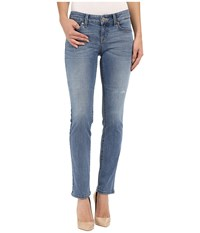 Level 99 Lily Skinny Straight In Water Water Women's Jeans Blue