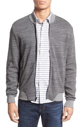 Original Penguin Men's Jacquard Bomber Jacket