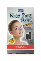 Forever 21 Charcoal Nose Pore Strips Black