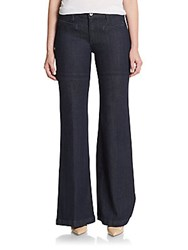 Ag Adriano Goldschmied Wide Leg Flared Jeans Fuy Fury