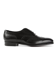 Edward Green 'Frome' Oxfords Black