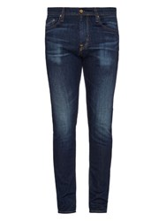 Ag Jeans The Stockton Mid Rise Slim Fit Jeans Indigo