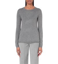 Whistles Annie Knitted Jumper Grey