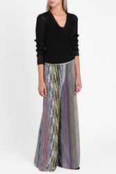 Missoni Women S Lam Wide Trousers Boutique1 Multi