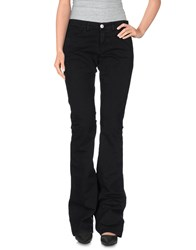 40Weft Trousers Casual Trousers Women Black