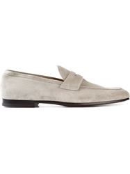 Doucal's 'Piaggia' Loafers Nude And Neutrals