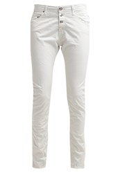 Replay Pilar Relaxed Fit Jeans Offwhite Off White