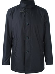 Fay Short Length Coat Blue