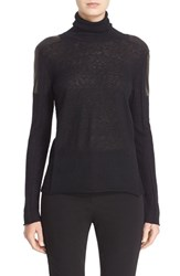 Belstaff Women's 'Kagan' Turtleneck Sweater Black
