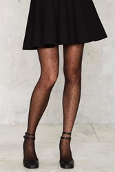 Nasty Gal Connect The Dots Sheer Tights