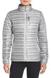 Women's Patagonia 'Ultralight' Down Puffer Jacket Feather Grey