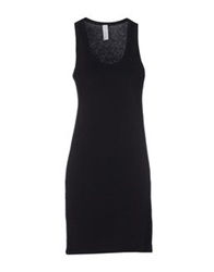 Tua Nua Short Dresses Black