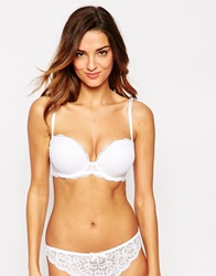New Look Extreme Strapless Bra White