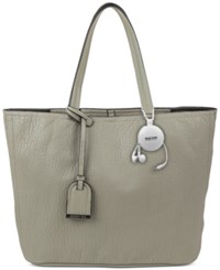 Kenneth Cole Reaction Clean Slate Tote With Retractable Earphones Mink