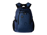 Victorinox Vx Sport Pilot Laptop Backpack Blue Black Logo Backpack Bags Navy