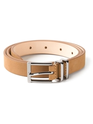 Barbara Bui Classic Buckle Belt