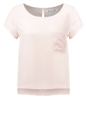 Evenandodd Basic Tshirt Rose