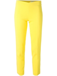Iceberg Slim Fit Trousers Yellow And Orange