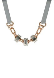Miss Selfridge Necklace Kahki Khaki