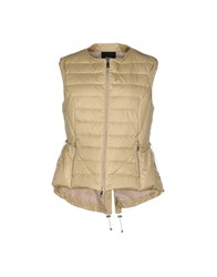 Siste's Siste' S Coats And Jackets Down Jackets Women Beige