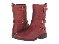 Eric Michael Stockholm Red Women's Boots