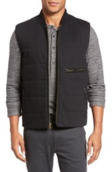 Billy Reid Men's Quilted Zip Vest