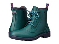 Ted Baker Epsalo Dark Green Rubber Men's Lace Up Boots
