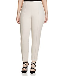 Basler Slim Ankle Pants Sand